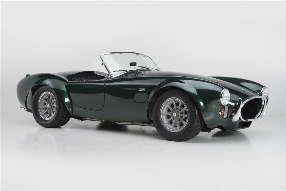 1965 SHELBY COBRA 427 ROADSTER CSX 3169