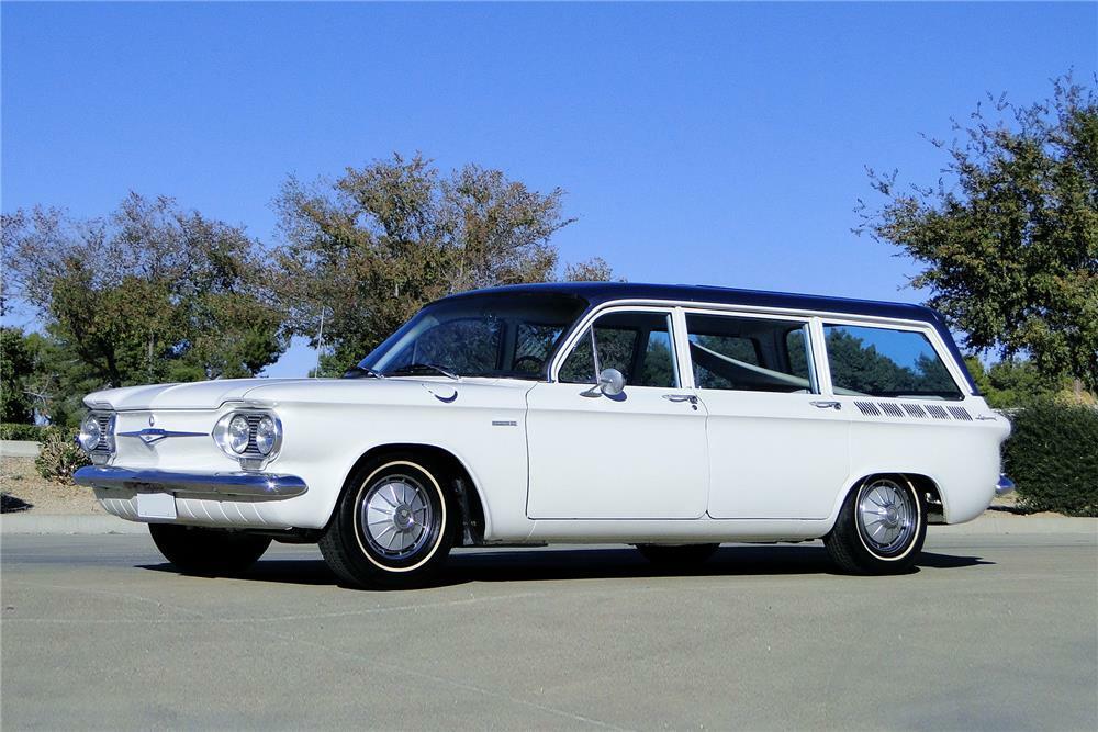 1961 Chevrolet Corvair Lakewood 500 Station Wagon