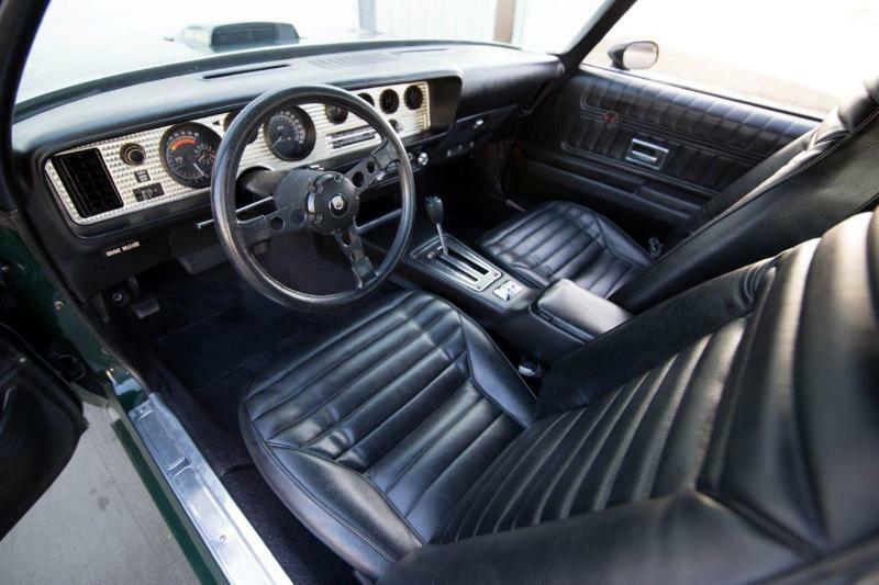 1973 Pontiac Firebird Trans Am Super Duty 455