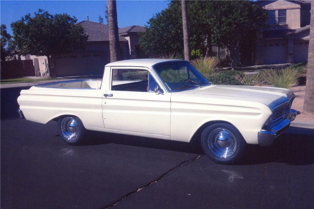 1964 Ford Ranchero Custom Pickup