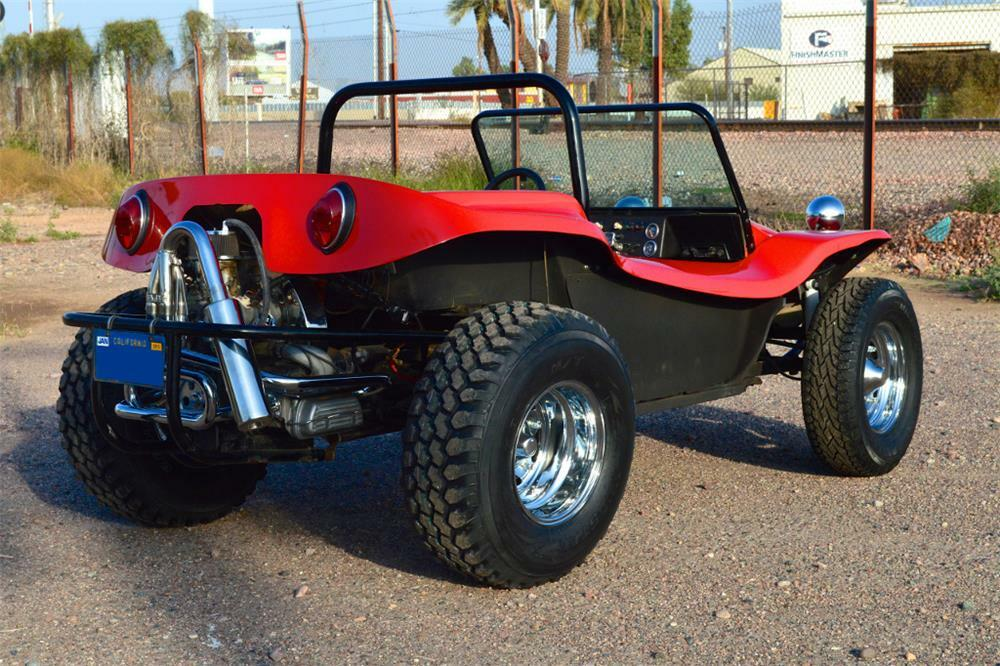 1969 SPECIAL CONSTRUCTION CUSTOM DUNE BUGGY -