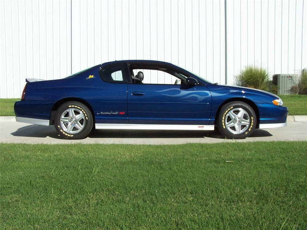 2003 chevrolet monte carlo ss 2 door coupe 2003 chevrolet monte carlo ss 2 door