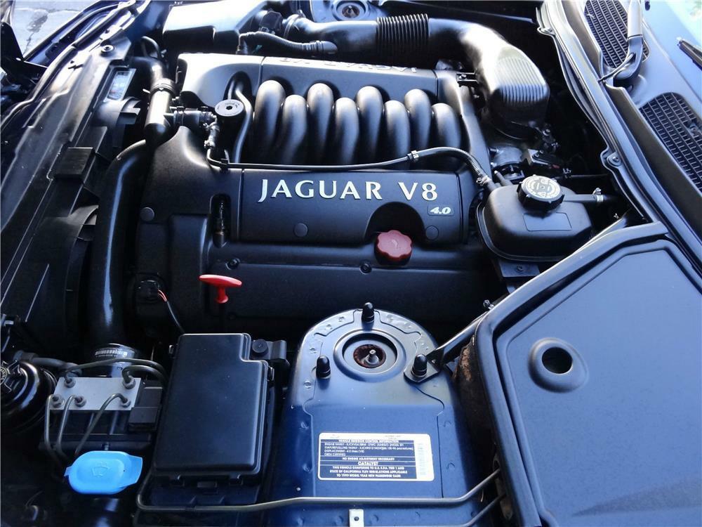 1997 JAGUAR XK8 CONVERTIBLE - 182868 Sold* at