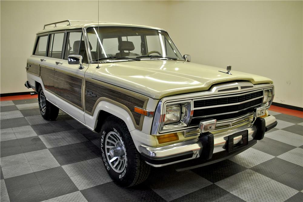 1988 jeep grand wagoneer 1988 jeep grand wagoneer