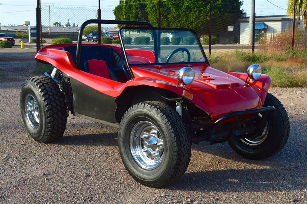 1969 Volkswagen Custom Dune Buggy Front 3 4 184245