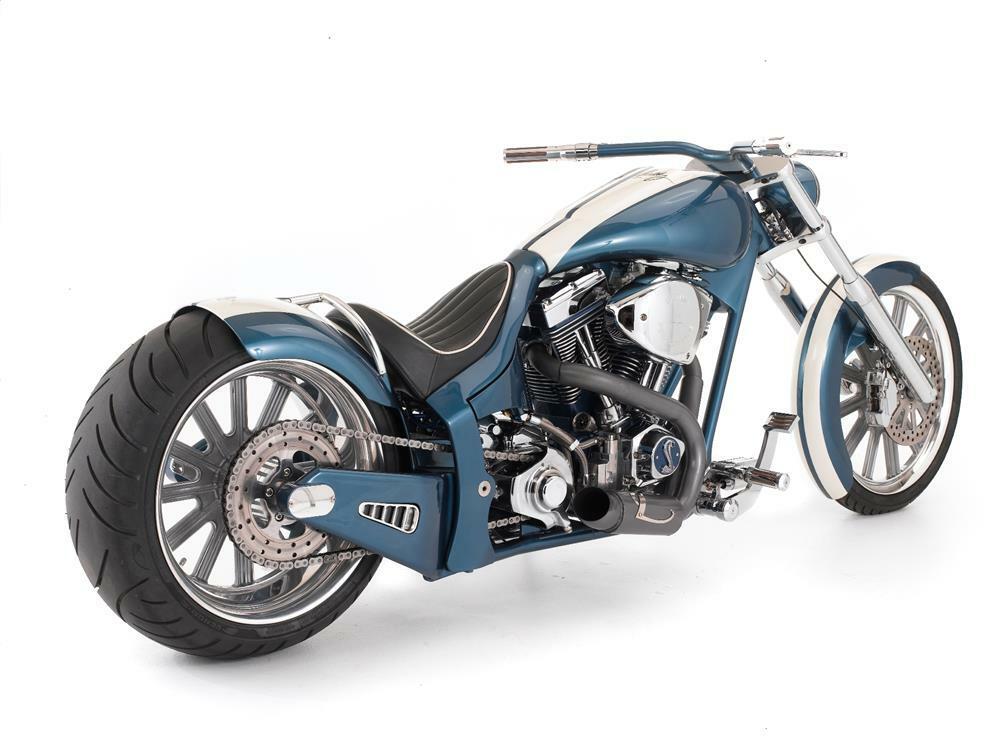 2007 ZACKY'S CUSTOM MOTORCYCLE -