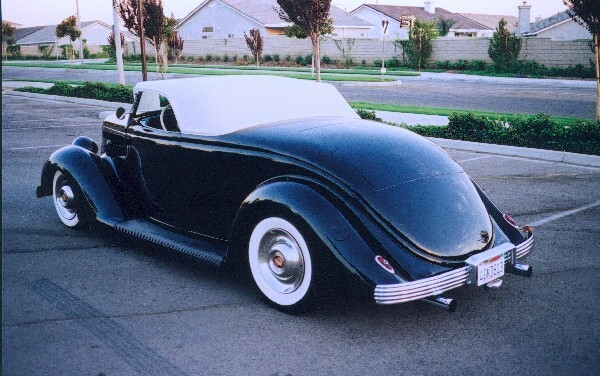 1935 Ford Hot Rod Roadster