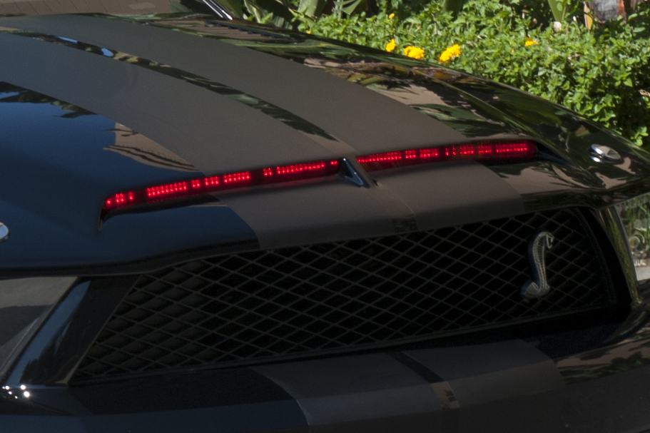 2008 FORD MUSTANG GT 'KITT' FROM KNIGHT RIDER