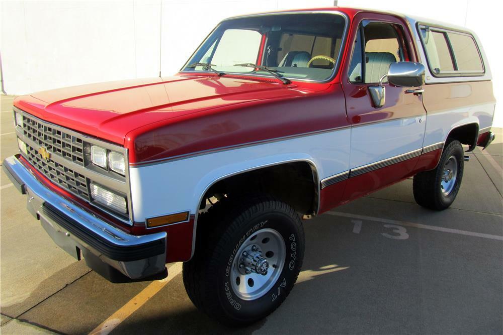 1990 Chevrolet Blazer 4x4