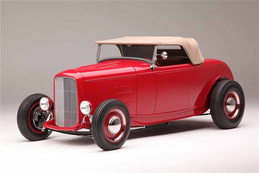 1932 Ford Hi Boy Mcgee Tribute