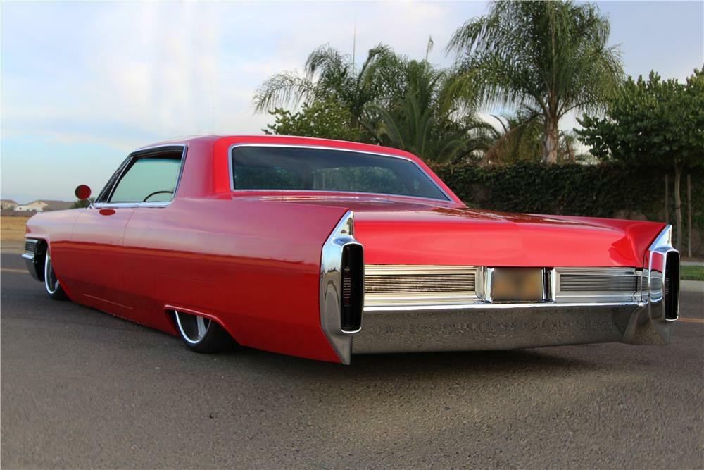 1965 Cadillac Coupe De Ville Custom Coupe