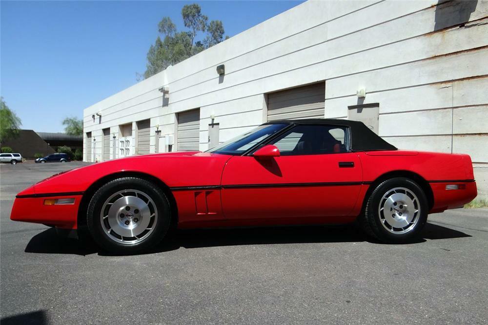 Corvette C4 (1984-1996)  186997_Front_3-4_Web