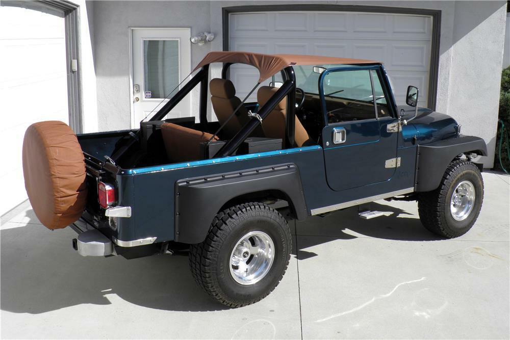 1981 Jeep Scrambler Pickup