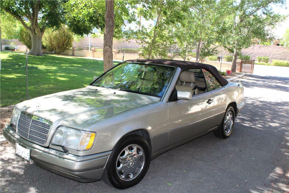 1994 mercedes benz e320 convertible 1994 mercedes benz e320 convertible