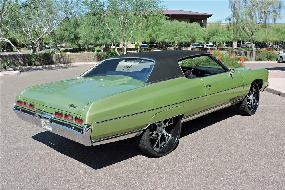 71 Chevy Impala