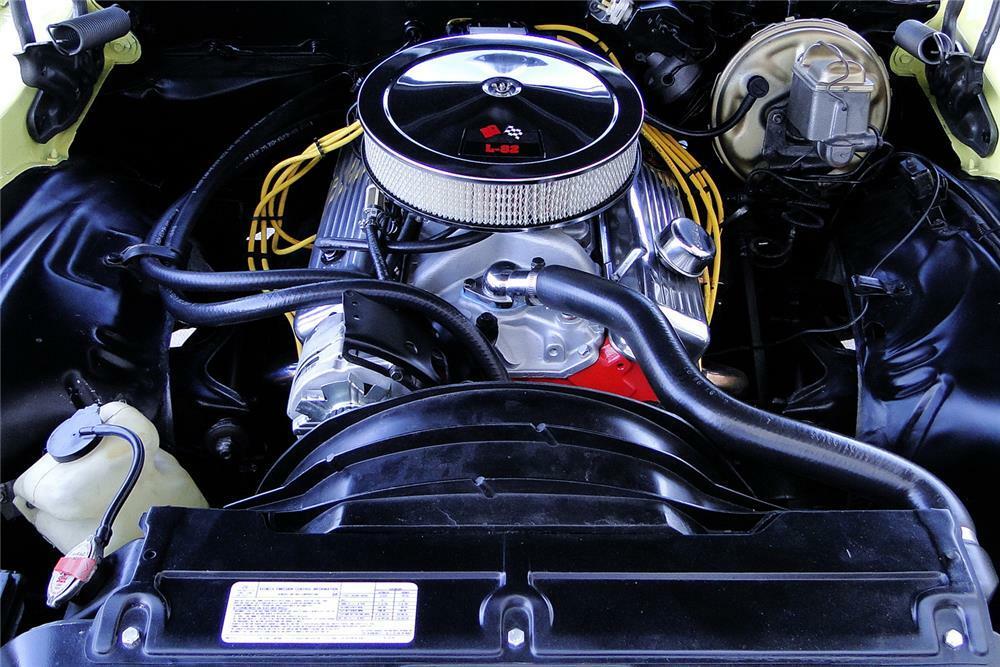 1974 CHEVROLET CAMARO Z/28