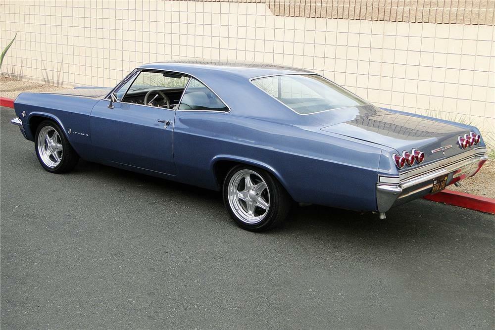 1965 Chevrolet Impala Custom Sport Coupe