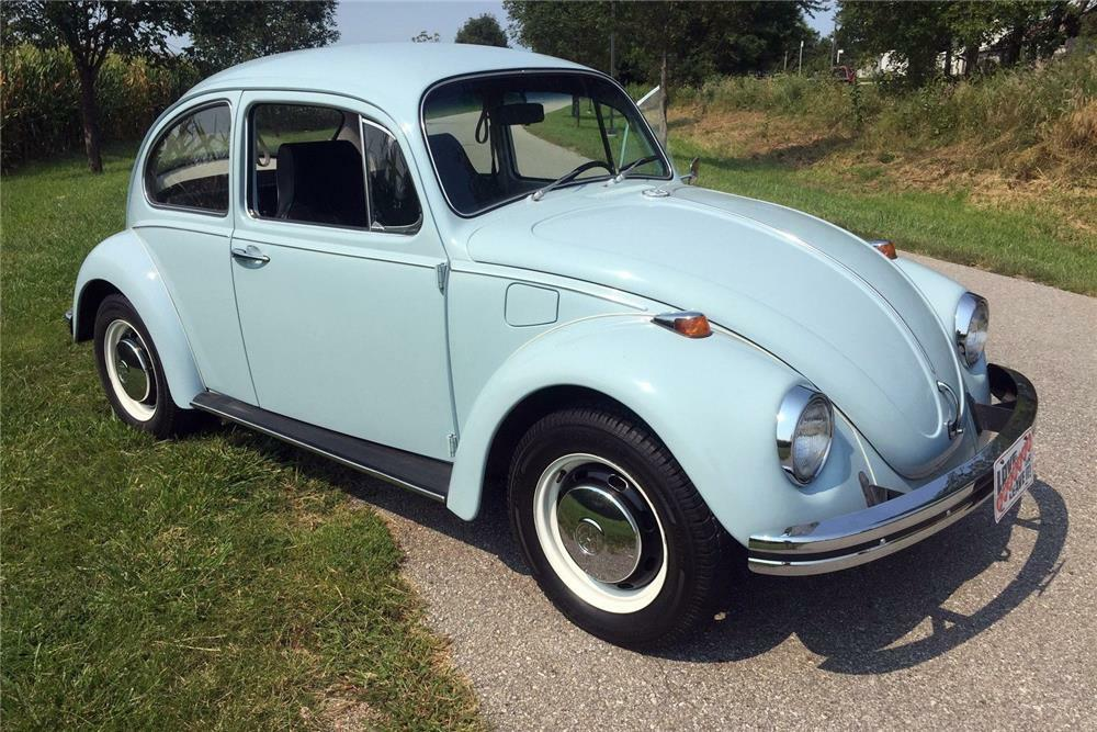volkswagen beetle sedan