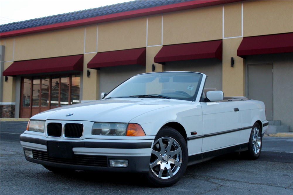 1994 Bmw 318i Convertible