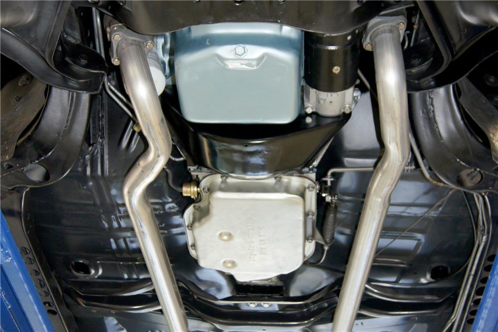 1969 PONTIAC GTO RAM AIR IV CONVERTIBLE
