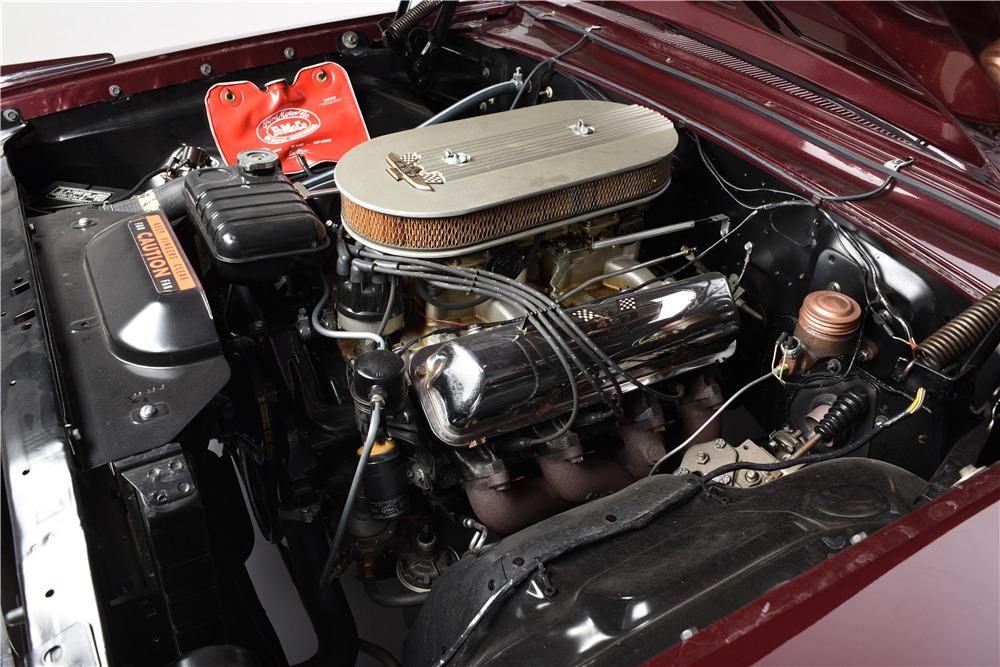 1963 FORD GALAXIE 500 XL R CODE CONVERTIBLE -