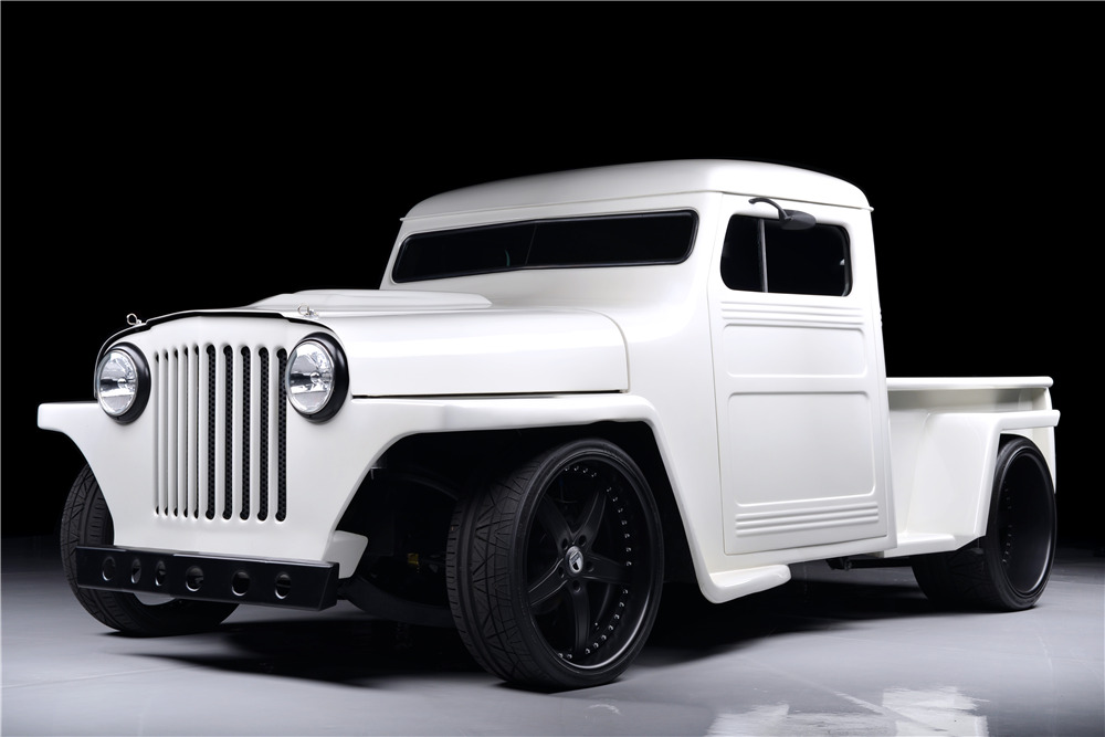 1952 WILLYS CUSTOM PICKUP -