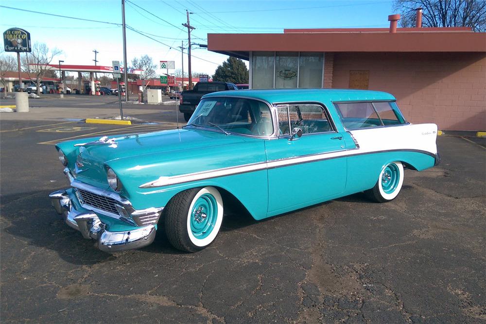 1956 Chevrolet Nomad Wagon