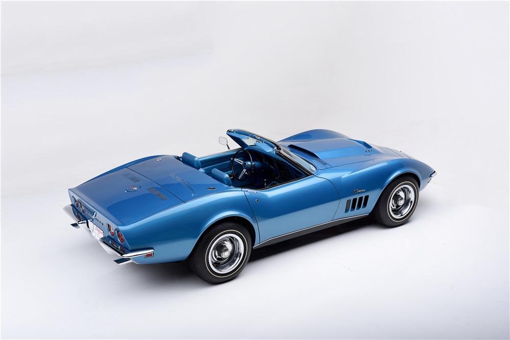 1969 CHEVROLET CORVETTE L88 CONVERTIBLE -