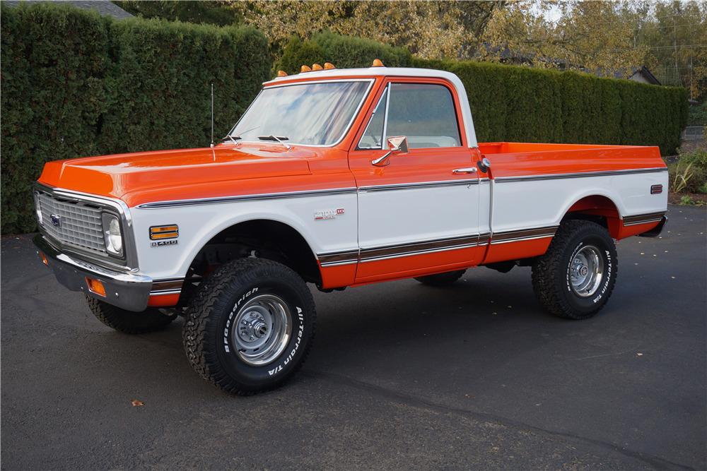 1972 Chevrolet Cheyenne 4x4
