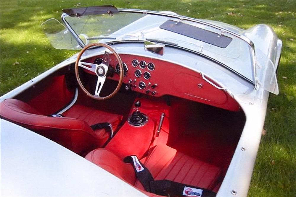 1965 SHELBY COBRA CSX 8000 ROADSTER -