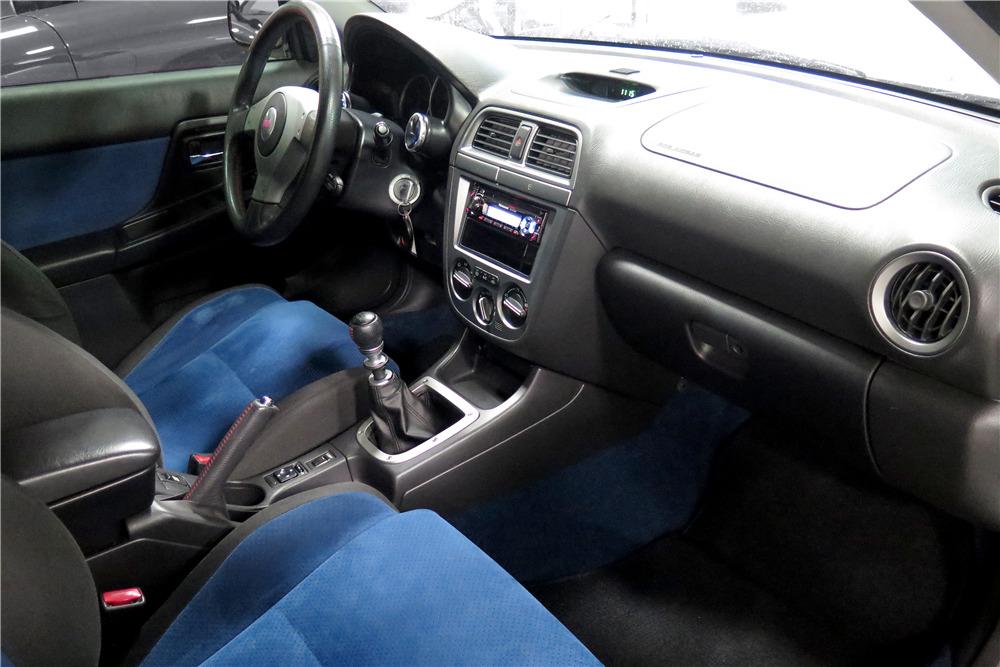 2004 Subaru Wrx Sti Custom Sedan