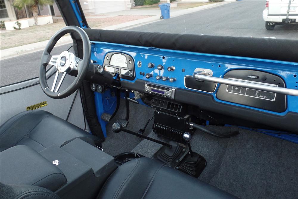 1974 Toyota Land Cruiser Fj 40 Custom Suv