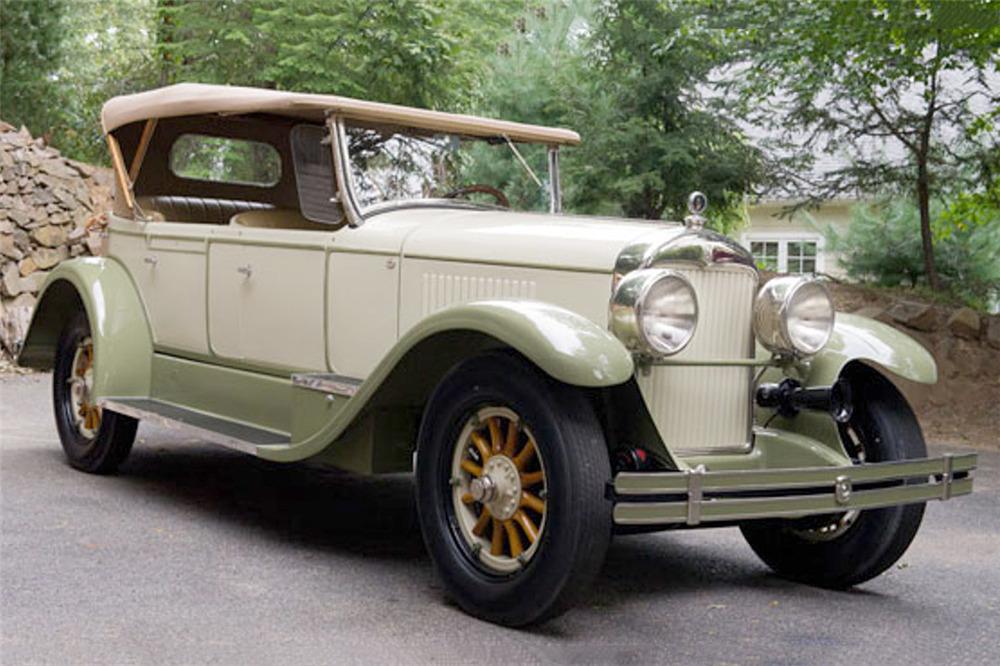 1926 Chevrolet Superior Touring | The Al Wiseman