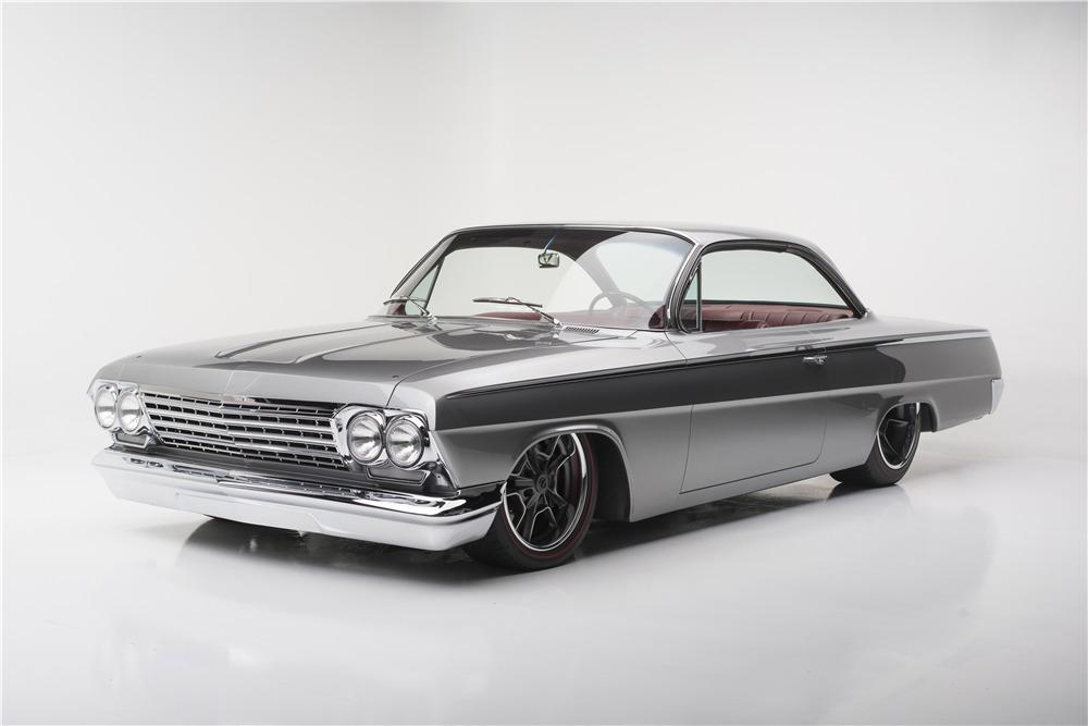 1962 Chevrolet Bel Air Custom Bubble Top