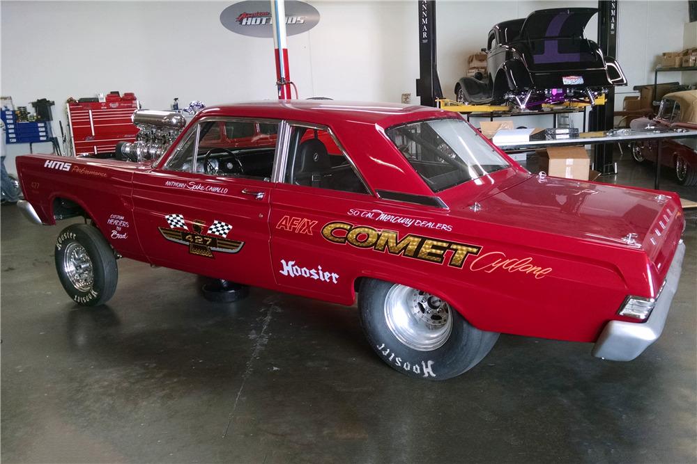 1965 MERCURY COMET 404 DRAG CAR -