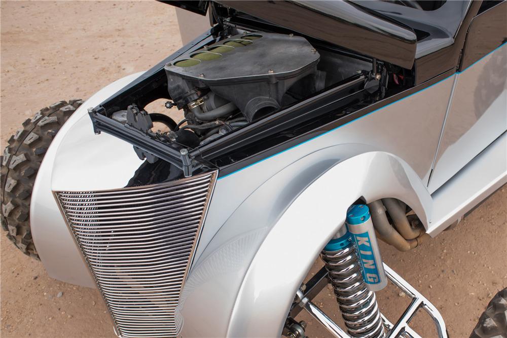 1940 CUSTOM BUILT DWARF CAR