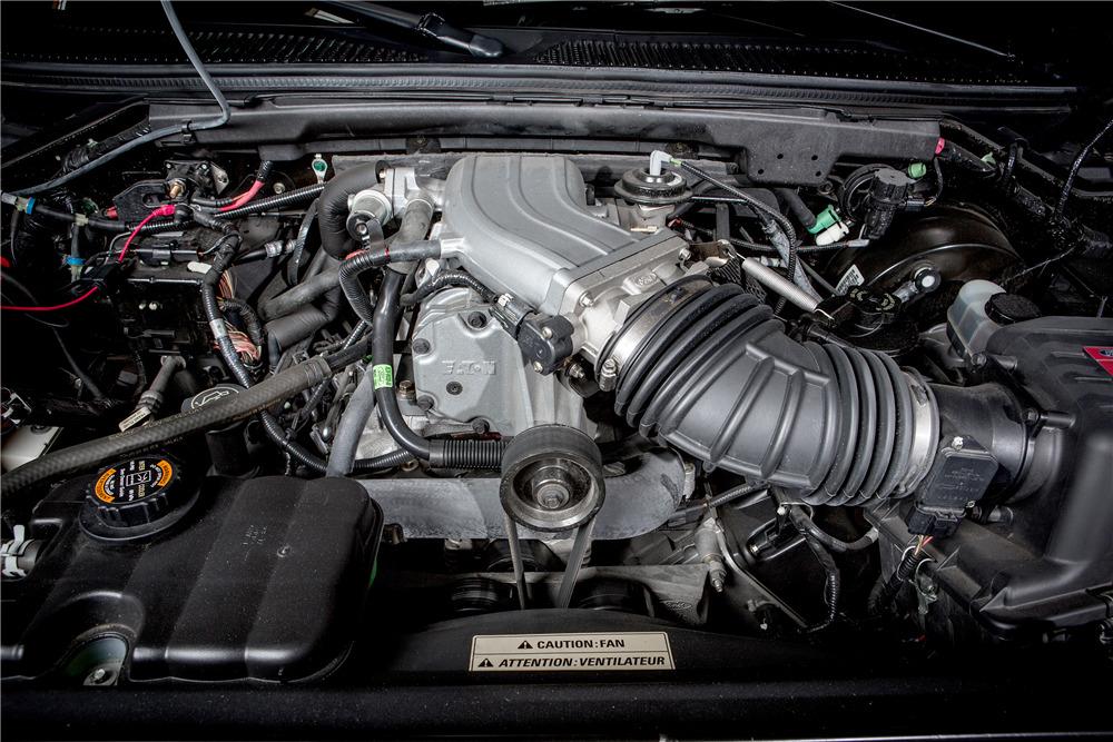 2001 f150 harley davidson motor