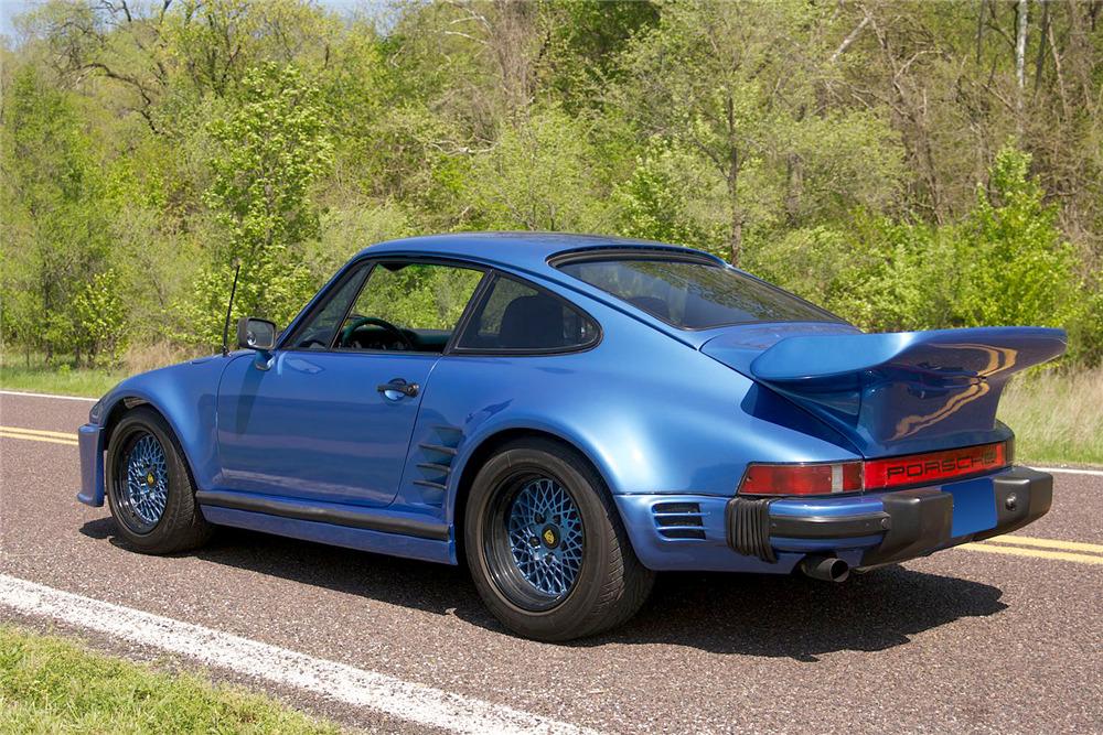 1975 porsche 911s slant nose re creation 1975 porsche 911s slant nose re creation