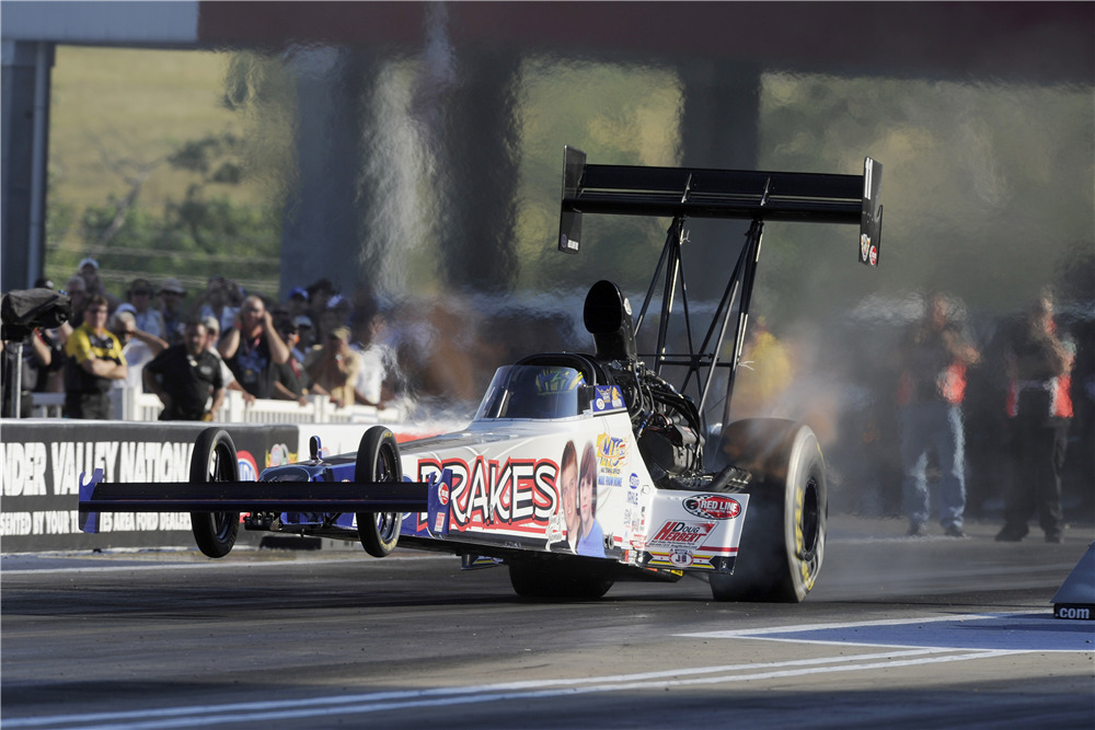 2008 MCKINNEY TOP FUEL DRAGSTER