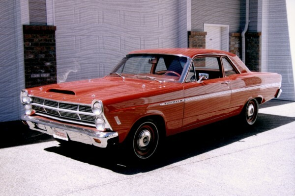1967 FORD FAIRLANE 427 'R' CODE COUPE -