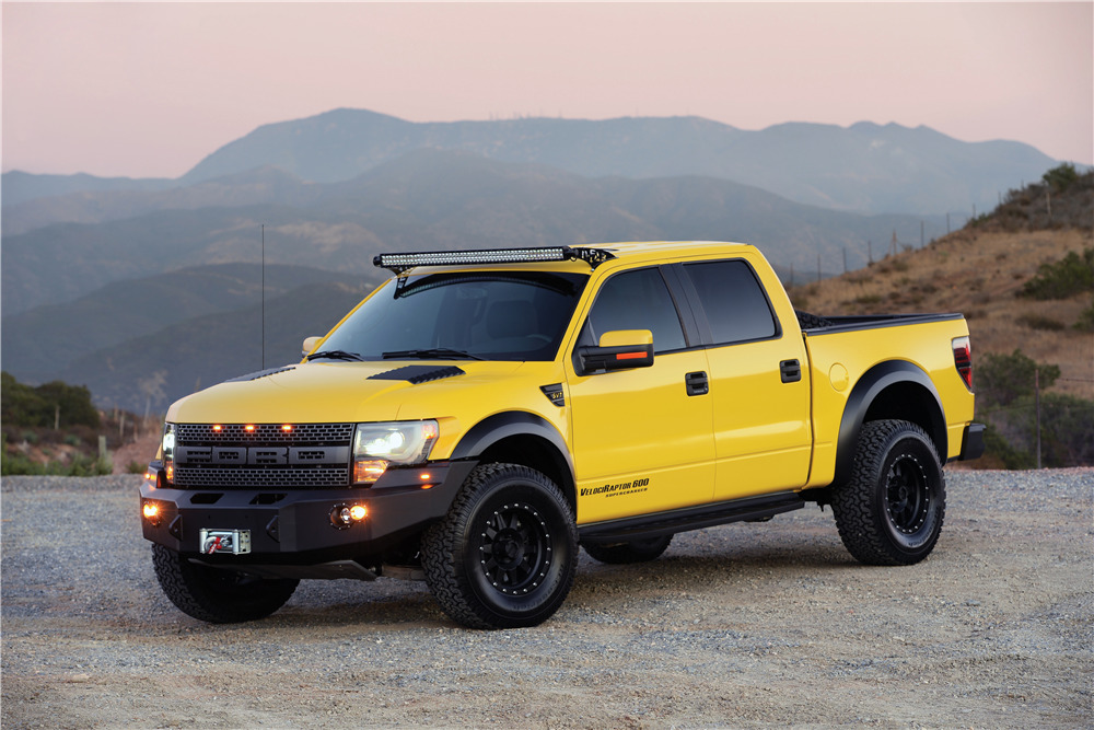 Ford Raptor Hennessey >> 2014 Ford Raptor Hennessey Velociraptor 600