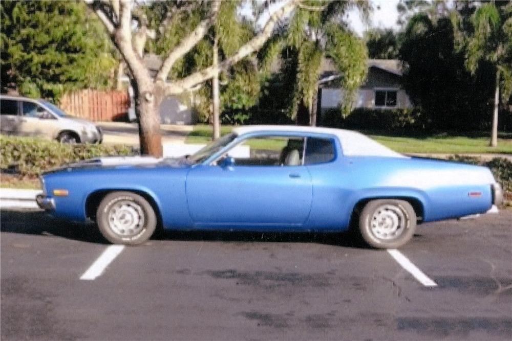 1973 PLYMOUTH ROAD RUNNER/GTX 440