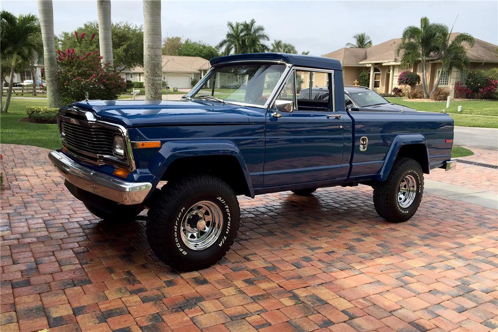 1979 Jeep J10 Pickup