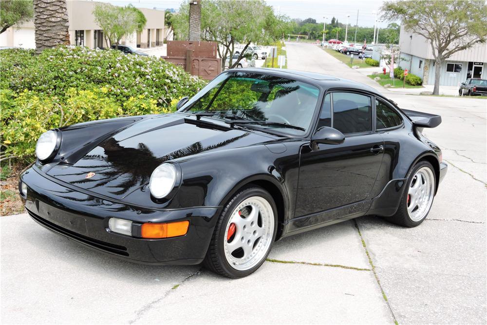1994 Porsche 911 Turbo 964 3 6 Front 4 194403