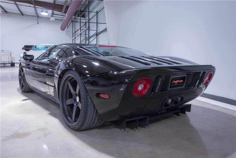 2005 FORD GT CUSTOM COUPE