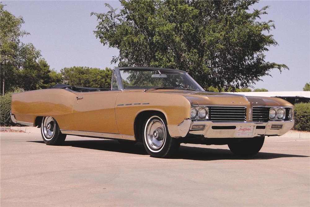 1967 buick electra 225 convertible 1967 Buick Le Mans 1967 buick electra 225 convertible front 3 4 196328