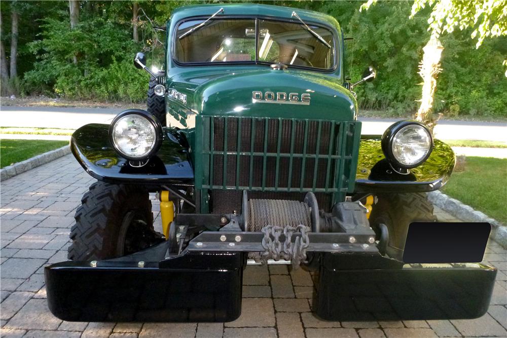 1953 dodge power wagon pickup on wiring