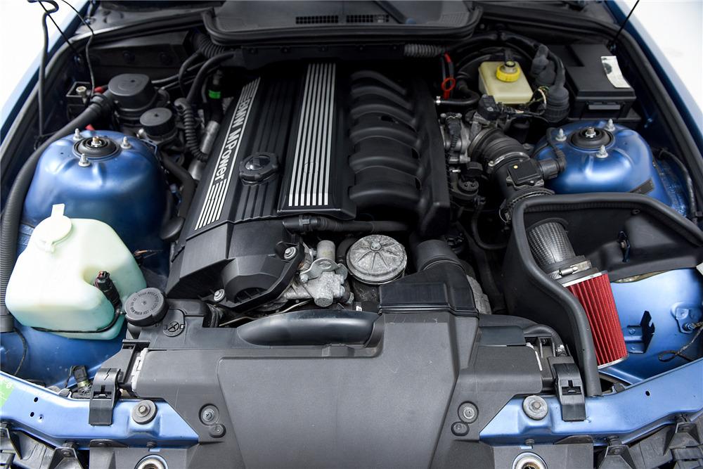 1999 Bmw M3 Convertible Engine 197030
