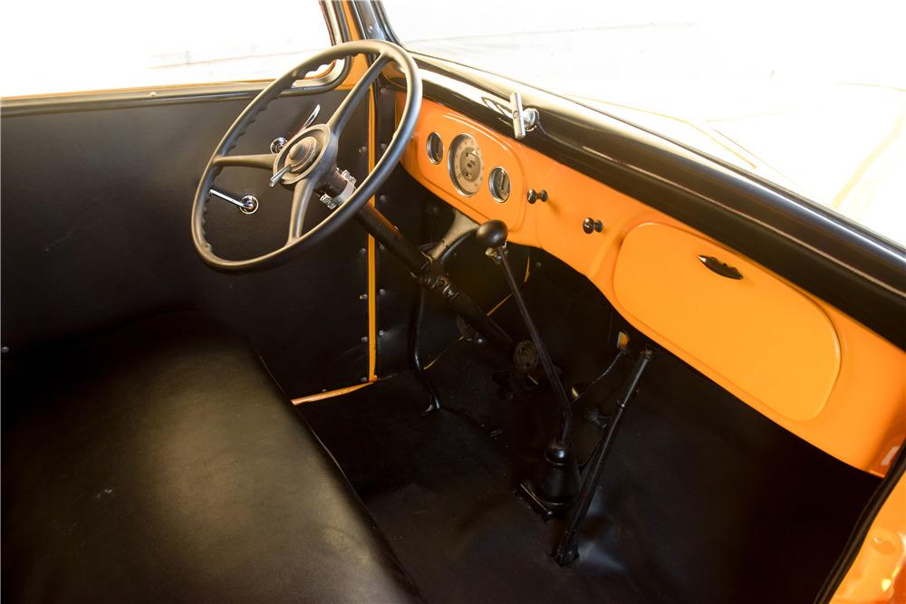 1936 FORD MODEL 51 COCA-COLA TRUCK