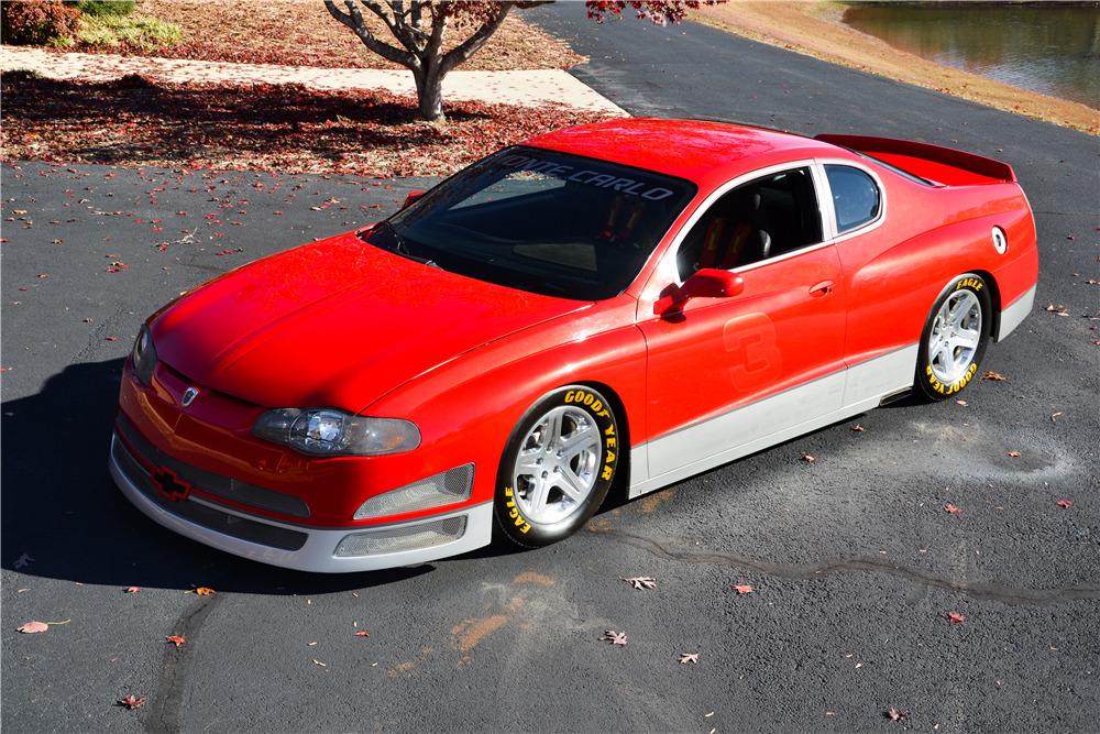 Chevy Monte Carlo 2015 >> 1997 Chevrolet Monte Carlo Intimidator Show Car